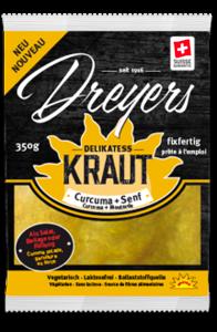Dreyers Kraut Curcuma Senf